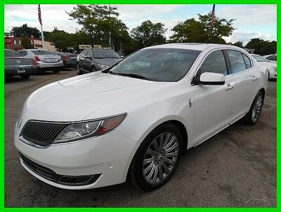 2013 Lincoln MKS AWD 2013 AWD Used 3.7L V6 24V Automatic Sedan clean clear title we finance carfax