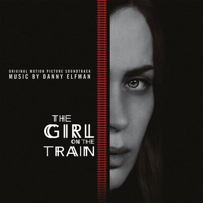 GIRL ON THE TRAIN LP Vinyl NEW Limited Edition NUMBERED Red Vinyl