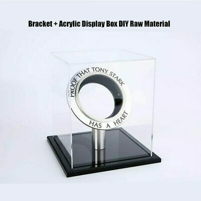 The Avengers DIY Master Grade Iron Man Mk1 Arc Reactor Display Box Stand Base