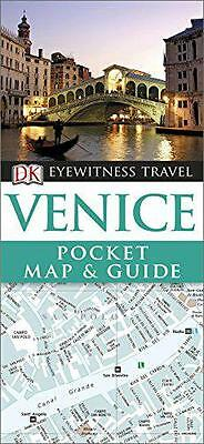 DK Eyewitness Pocket Map And Guide: Venice, DK | Paperback Book | 9780241207734
