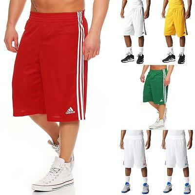 adidas Commander Short Basketball Shorts Kurze Hose Sportshorts