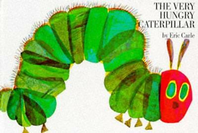 The Very Hungry Caterpillar, Eric Carle | Hardcover Book | 9780241017982 | NEW