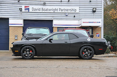 Dodge CHALLENGER SRT8 Manual * RESERVED *