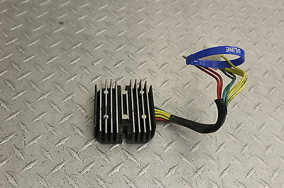 1998 Suzuki Intruder 1500 Vl1500 Rectifier Voltage Regulator