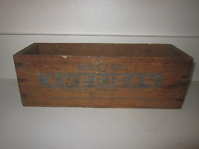 Vintage Old Wood Vel-O-Bit American Cheese Box Country Kitchen
