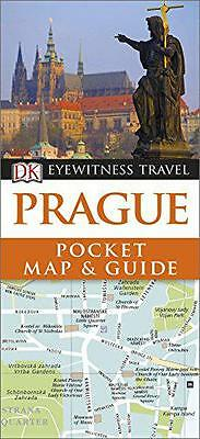 DK Eyewitness Pocket Map and Guide: Prague,  | Paperback Book | 9780241209141 |