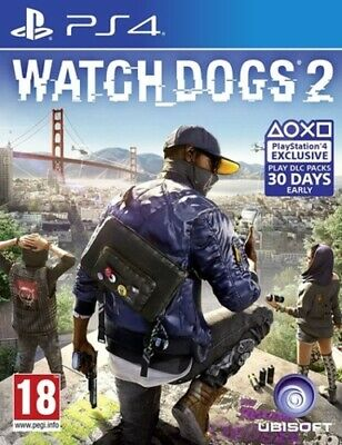 WATCH_DOGS 2 (PS4) VideoGames