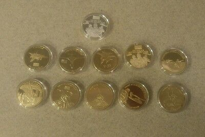 Lot of American Pride Coins