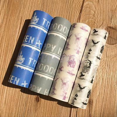80pcs Waterproof Pastry Candy Wrapping DIY Food Waxed Paper Halloween Theme