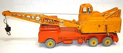 Dinky No. 972 Coles 20 Ton Lorry Mounted Crane  - Lovely!