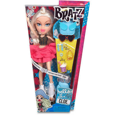BRATZ 'CLOE' DOLL with accessories - New in box