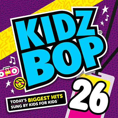 Kidz Bop Kids - Kidz Bop 26 [New CD]