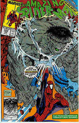 "Amazing Spiderman # 328 (Todd McFarlane, ""Acts of Vengeance"" tie-in) (USA,1989)"