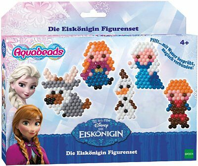 Y3) Disney FROZEN - (79768) Die Eiskönigin Aquabeads Figurenset