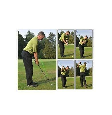 Perfect Release Golf Training Aid (Regular Green Cord)