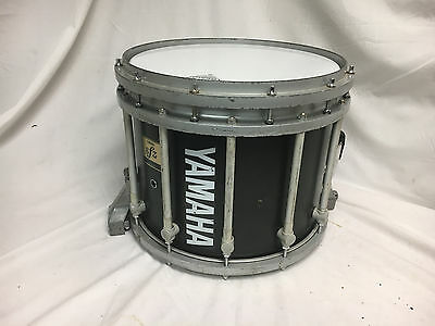 """Yamaha SFZ Black Forest Free Float Marching Snare Drum 12"""" X 14"""""""
