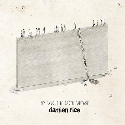 Damien Rice My Favourite Faded Fantasy Double Lp Vinyl 180Gm 33Rpm New