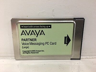 Refurbished Avaya Partner ACS Mail Large PCMCIA Card - 700226525