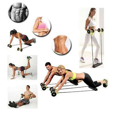 Revoflex Extreme Abdominal Trainer Ab Exercise Fitness Workout Home Gym Fat Burn