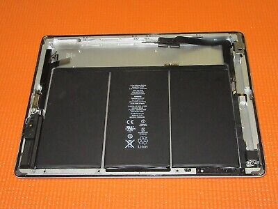 Apple A1416 3rd Generation 16GB iPad Base//Bottom Cover w Working Battery OEM
