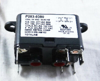 Carrier Products 24V Coil Spno - Spnc Fan Relay OEM P283-0380