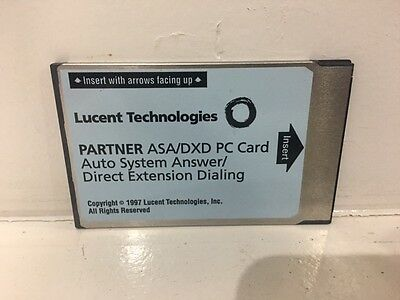 Refurbished Avaya Partner ASA/DXD PC Card - Auto System Answer/Direct Extension