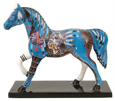 Trail of Painted Ponies SOUNDS OF THUNDER FIGURINE New, Westland 1st Edition