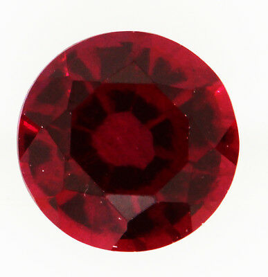 0.49ct!! NATURAL RUBY EXPERTLY FACETED IN GERMANY +CERTIFICATE AVAILABLE
