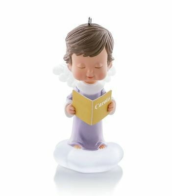 2012 Hallmark MARY'S ANGELS #25 Ornament STERLING ROSE *Priority Shipping*