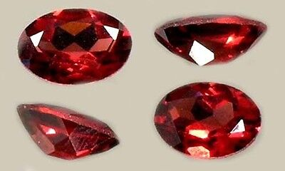 Antique 19thC ¾ct+ Garnet Celt Greek Roman Blood Amulet Gemstone