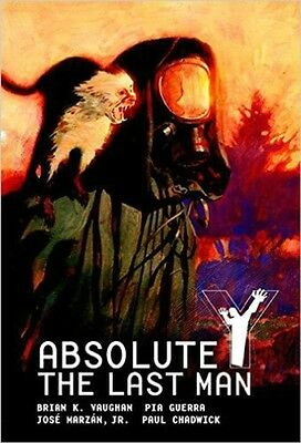 Absolute Y: The Last Man Volume 1 HC (Hardcover), Guerra, Pia, Marzan, Jose, Jr.