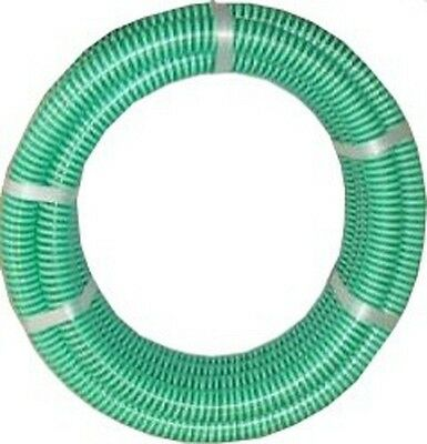 """PVC Spiral hose - Suction hose ROLLED GOODS 1/2 """"up to 2"""" (13mm-50mm)"""