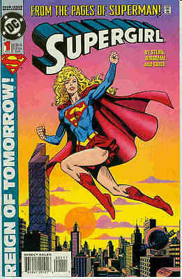 Supergirl # 1 (of 4) (USA, 1994)