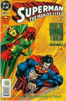 Superman: Man of Steel # 43 (guest: Demon) (USA, 1995)