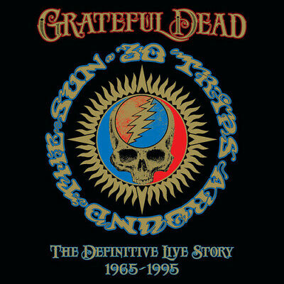 The Grateful Dead - 30 Trips Around The Sun The Definitive Live Story [1965-1995