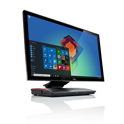 Fujitsu Esprimo X913 23 Zoll All-in-One Desktop-PC Core i5 WLAN 8GB RAM 320 HDD