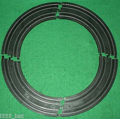 Official & Genuine Micro Scalextric Track - L7555 Large Bends/ Curves x4 Circle