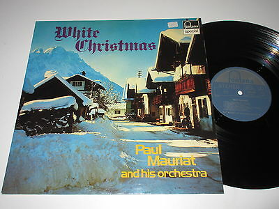 LP/PAUL MAURIAT/WHITE CHRISTMAS/fontana special 6444 099