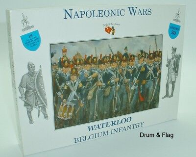 A Call To Arms 30 Waterloo Belgian Infantry 1/32 Scale