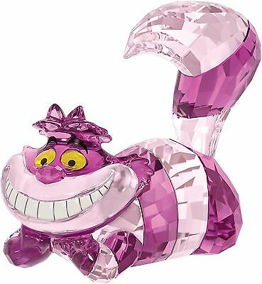 Cheshire Cat Disney Crystal Alice Adventures Wonderland 2016 Swarovski  5135885