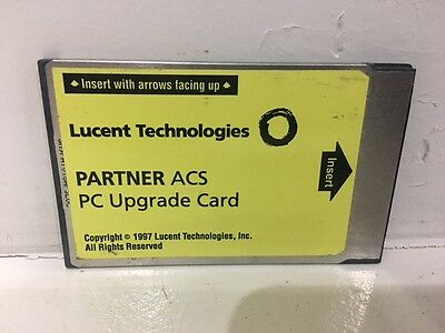 Refurbished Avaya Partner ACS PC Upgrade Card (107932089)