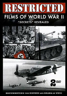 Restricted Films of WWII DVD