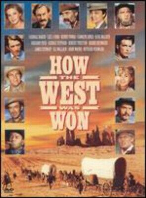 How the West Was Won DVD