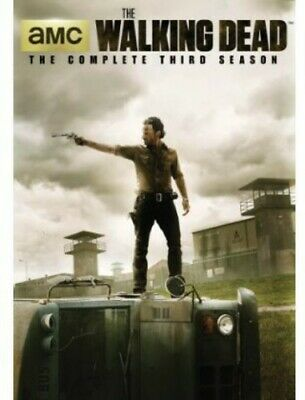 The Walking Dead: The Complete Third Sea DVD