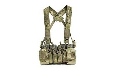 Haley Strategic Partners D3CRX-MC D3CR X Chest Rig Multi-Cam