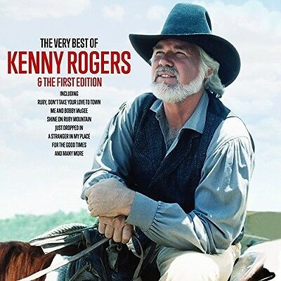 Very Best Of - 3 DISC SET - Kenny Rogers (2016, CD New)