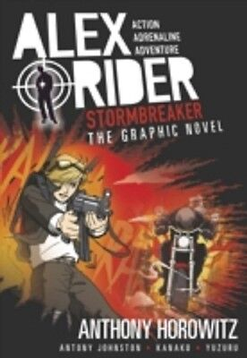 Alex Rider / Stormbreaker Graphic Novel / Anthony Horowitz 9781406366327
