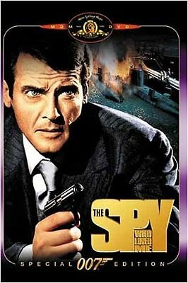 The Spy Who Loved Me (Special Edition) DVD