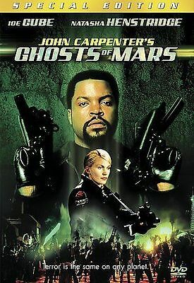 Ghosts of Mars (Special Edition) DVD