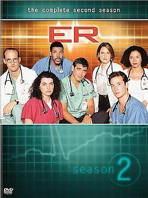 ER: The Complete Second Season DVD